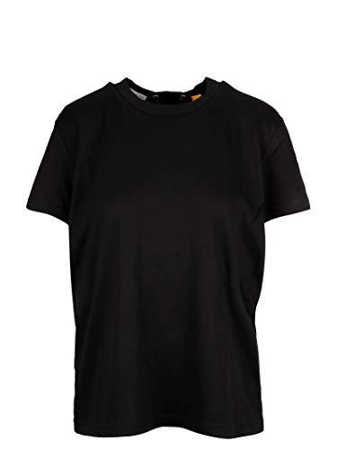 Mujer shirt T Algodon 8050100809cr999 Moncler Negro aqdw44O