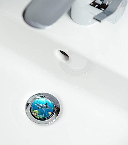 hochwertige Qualit/ät ✶✶✶✶✶ Waschbeckenst/öpsel Malediven viele sch/öne Waschbeckenst/öpsel zur Auswahl