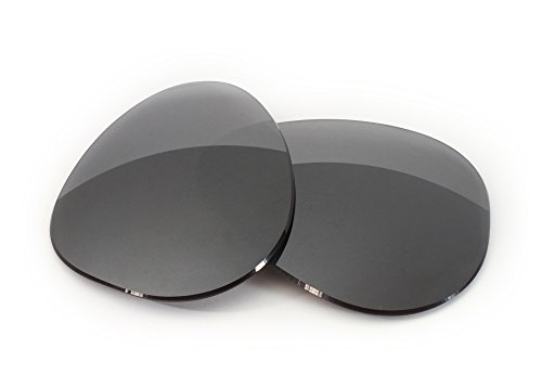 FUSE+ Carbon Mirror PolarizedLenses for Ray-Ban RB8301 (59mm)