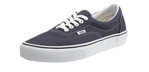 Vans Unisex Era Skate Shoes (12 D(M) Men = 13.5 B(M) Women, - Navy Vans Era