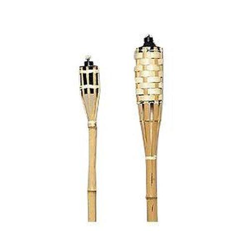 Brema 150565 Ersatzdochte für Bambusfackeln 60 / 90 / 120 / 160 cm, 10 Stück