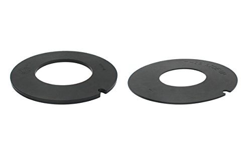 - RV Toilet Rubber Bowl Leak Seal Kit replace 385311462 and 385316140 for Dometic/Sealand /Mansfield/VacuFlush and travel trailer RV Camper toilet fit model 210,510/506+, 510+/1006, 1008/EcoVac 146-149.
