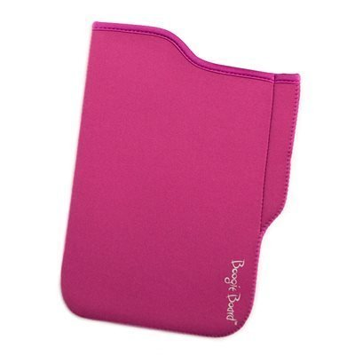 Boogie Board 8.5 Neoprene Sleeve Case (Pink) by Boogie board