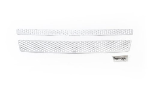 Putco 84158 Designer FX Deluxe Punch Pattern Stainless Steel Grille ()