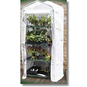 Gardman Shade cubierta para invernadero de 4baldas para