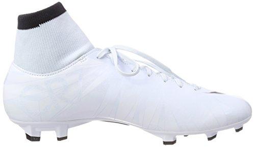Cr7 Blanches De Dynamique Soccer Fit Pour Vi Hommes Chaussures Nike Noires Fg Victory Mercurial OXHFH
