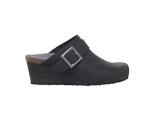 Aetrex Black Shoes - 1
