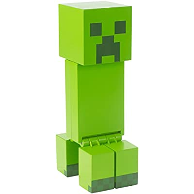 Minecraft Creeper Large Figure: Toys & Games