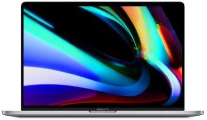 APPLE MACBOOK PRO (16-INCH, 2.4GHZ I9, 64GB RAM, 1TB STORAGE, RADEON 5500M 8GB) – SPACE GRAY Z0XZ0007G/Z0Y0005H2