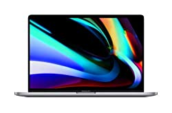 Apple MacBook Pro (16-inch, 2.4GHz i9, 64GB RAM, 1TB Storage, Radeon 5500M 8GB) - Space Gray