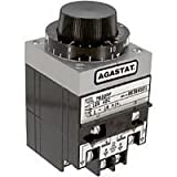 TE CONNECTIVITY / AGASTAT 7022PF RELAY, TIME DELAY, DPDT, 1MIN TO 10MIN, 125VAC