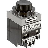 TE CONNECTIVITY / AGASTAT 7022PF RELAY, TIME DELAY, DPDT, 1MIN TO 10MIN, 125VAC by Agastat