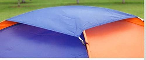 Outdoor klassieke double travel camping tent dubbellaags enkele deur regendicht wild camping tent