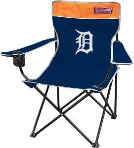 Rawlings 02290027111 MLB Quad Chair DET (Mlb Chair)