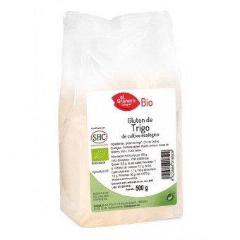 Gluten de Trigo El Granero Integral 500 g: Amazon.es: Alimentación y bebidas