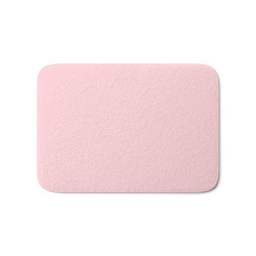 Lilyco-Home Blushing Red Bath Mat ()