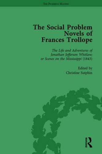 Book cover from The Social Problem Novels of Frances Trollope Vol 1 (Volume 1) by Brenda Ayres