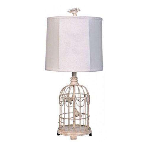 AHS Lighting L759D-U2 Bird Cage Table Lamp, 11
