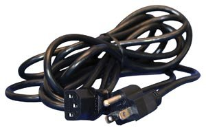 Bovie Medical 09-005-001 Aaron 940 High Frequency Desiccator Power Cord for 110 Vac, 10' by Bovie Medical