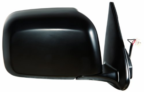 Depo 312-5401R3ED2 Flat Black Passenger Side Power Non-Heated Mirror