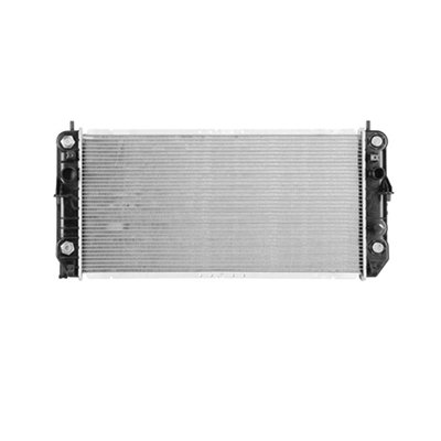 MAPM Premium Quality RADIATOR; WITH ENGINE OIL COOLER AND QUICK CONNECT TRANSMISSIONS