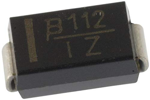 24 V 38.9 V SMAJ Series Unidirectional TVS Diode 2 Pins SMAJ24A DO-214AC Pack of 100 SMAJ24A