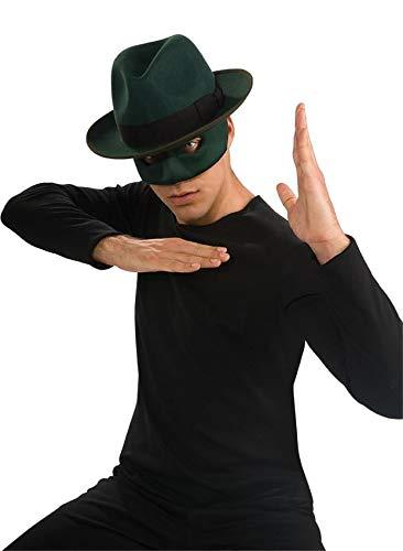 Rubie's Costume Co Deluxe. Green Hornet Hat Costume -