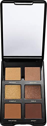 (bareMinerals Gen Nude Latte Eyeshadow Palette, 0.18 Ounce)