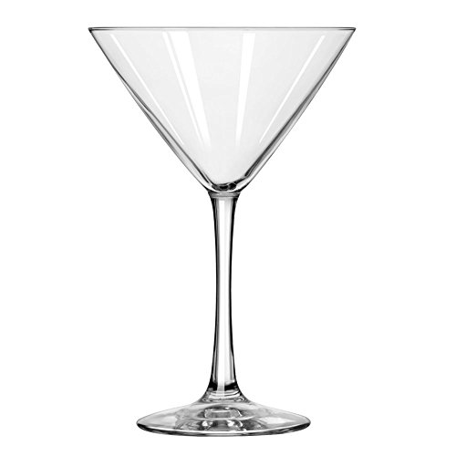 Libbey Glassware 7518 Vina Martini Glass, 10 oz. (Pack of -