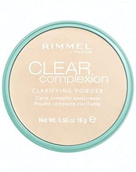 Image result for Rimmel Clear Complexion Transparent