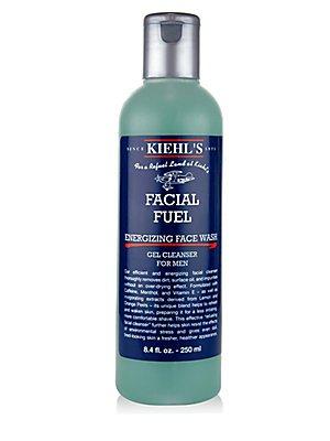 - Kiehl's Since 1851 Facial Fuel Energizing Wash - No Color