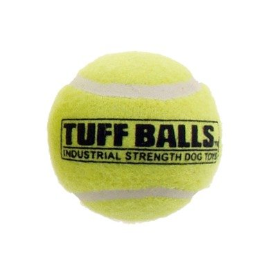Petsport USA 70100 4'' Tuff BallsTM Pet Tennis Ball pack of 12 by Petsport USA