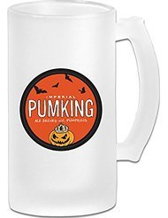 (Imperial Pumpkin Southern Tier Frosted Glass Pub Big Beer Cup - 500ML)