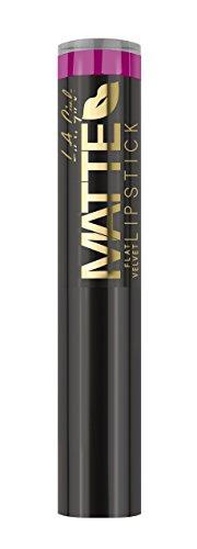 Mica Lipstick Matte - L.A. Girl Matte Flat Velvet Lipstick 821 Maniac