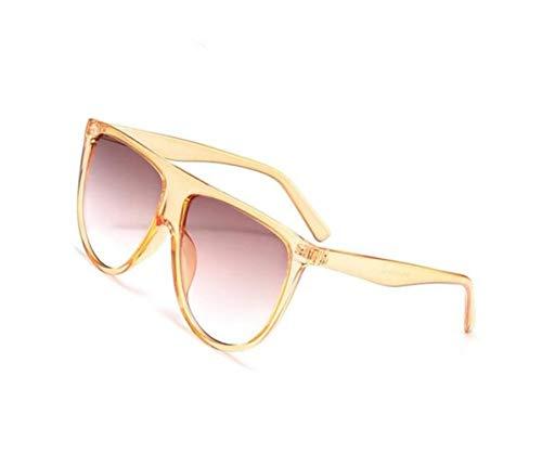 Guay aire protección Huyizhi PC conducir gafas Orange de para gafas viajar para al Frame Las de libre sol de mujeres UV400 moda dTTCqOwBx