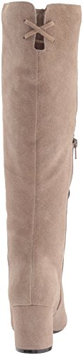 Taupe Stock Women's Boot High Suede Aerosoles Market Knee nH4qwnYF