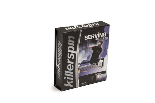 Killerspin Table Tennis Serving Trainer black, N/A by Killerspin