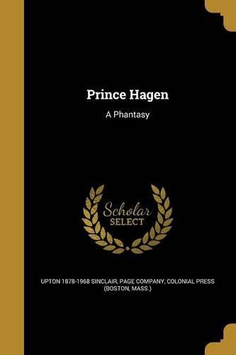 Prince Hagen: A Phantasy ebook