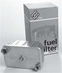 Cummins Onan 149-2457 Fuel Filter (Quantity 6) by Cummins Onan