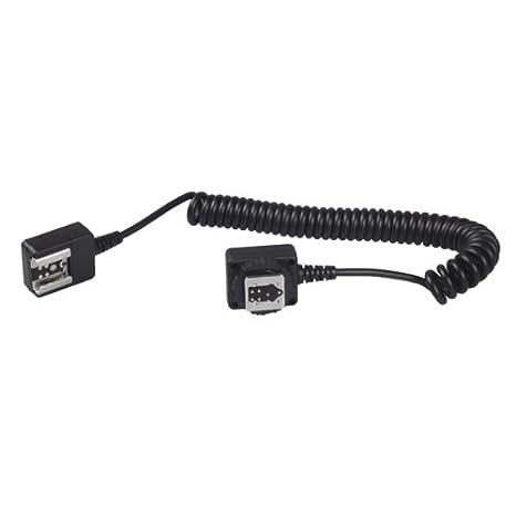 1,8 m E-TTL off-cable para zapata de Canon DSLR Flash 580EX II 550EX Canon 430EX II Canon 420EX 380EX sustituye a OC-E3b
