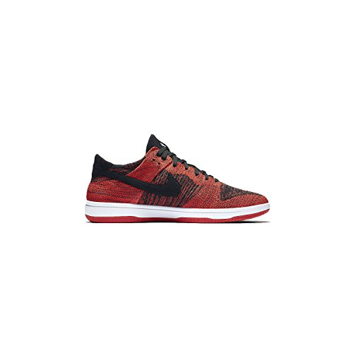 Black Scarpe Dunk Nike chile Uomo Black Basket white Flyknit da Red qUYnRETdR