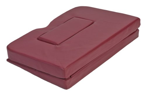 Nirvana-142NM3-Mate-Massage-Cushion-Burgundy