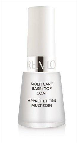 Revlon Multi Care Base & Top Coat [965] 0.5 oz (Pack of 2)