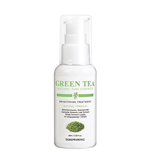 [TOSOWOONG] Green tea essence/lifting/Green tea/Moisture/brightening by TOSOWOONG