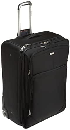 Ricardo Beverly Hills Luggage  Big Sur 29-Inch Expandable Pullman,Black,29-inch