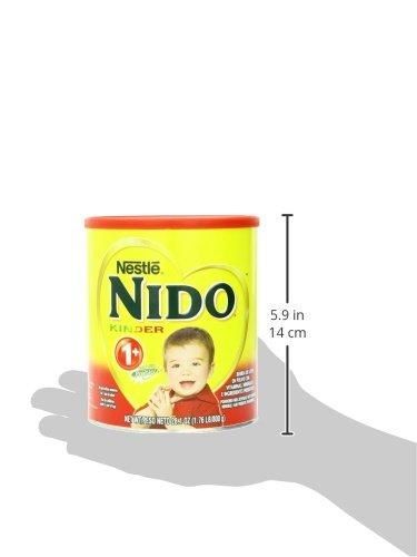 NESTLE NIDO Kinder 1+ Powdered Milk Beverage 1.76 lb. Canister by Nido (Image #9)