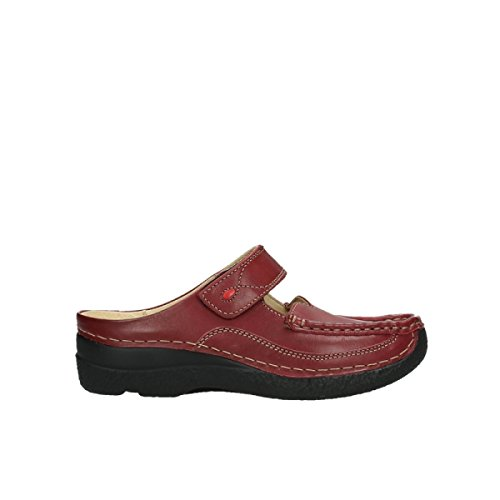 Bordeaux Up Shoes Wolky 30510 Salta Pelle Winter Comfort Lace Aqc68xwUP