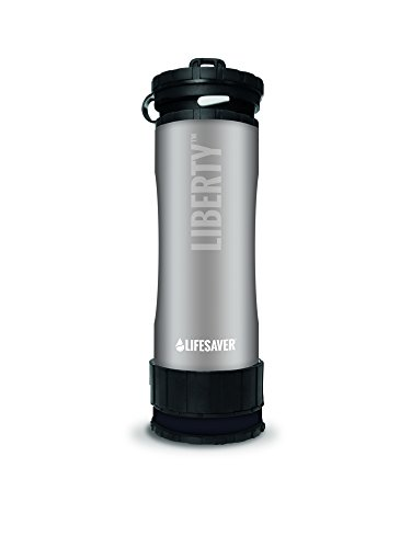 ICON LIFESAVER SYSTEMS Liberty Water Purification System, Silver, 2000L by ICON LIFESAVER SYSTEMS