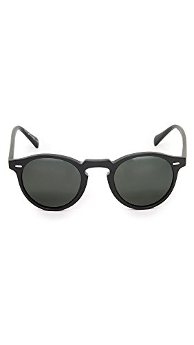 OV homme Oliver POLARIZED Peoples MATTE SUN acétate P2 5217 23 150 BLACK Rondes 47 MIDNIGHT S GREGORY EXPRESS 1031 PECK VFX w6Irqnz6