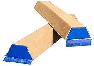 tumbl Trak Sectionnelles sol Balance Beam, paquet de 2